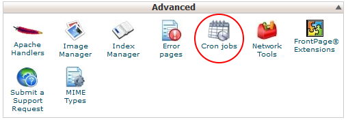 cpanel-set-cron-jobs