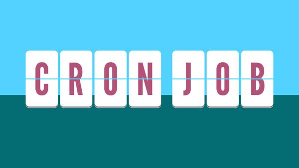 آموزش تنظیم cron job در ربات نویسنده وردپرس