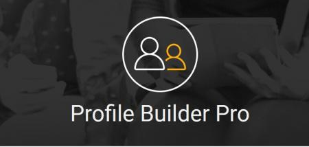 افزونه Profile Builder Pro