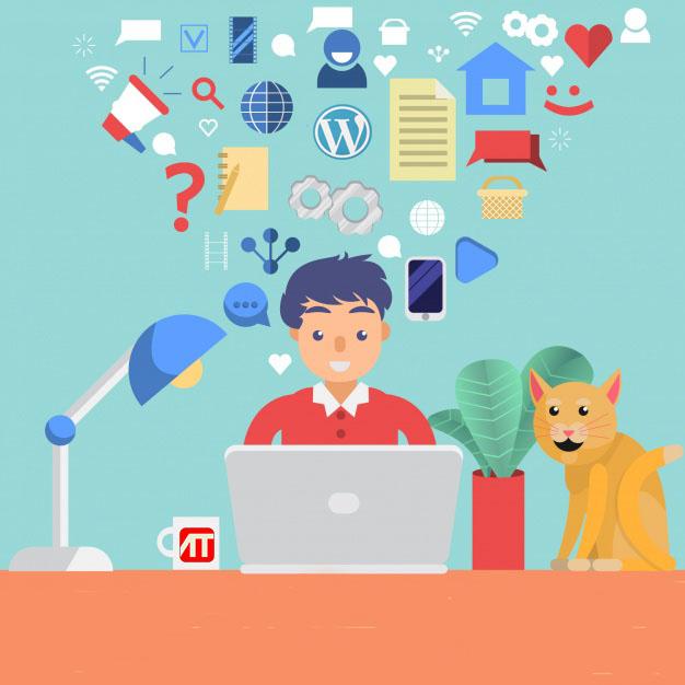 آموزش مدیریت بخش تنظیمات وردپرس
